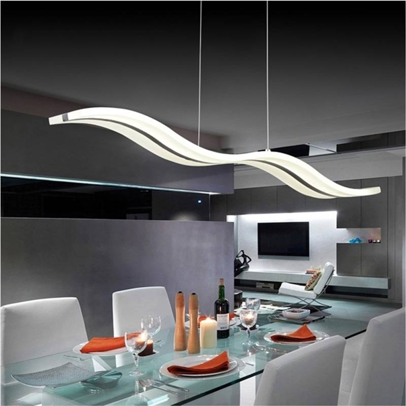 In Stock) Ceiling Lights Pendant Lights Led Modern Contemporary For 2018 Office Pendant Lighting (View 3 of 15)