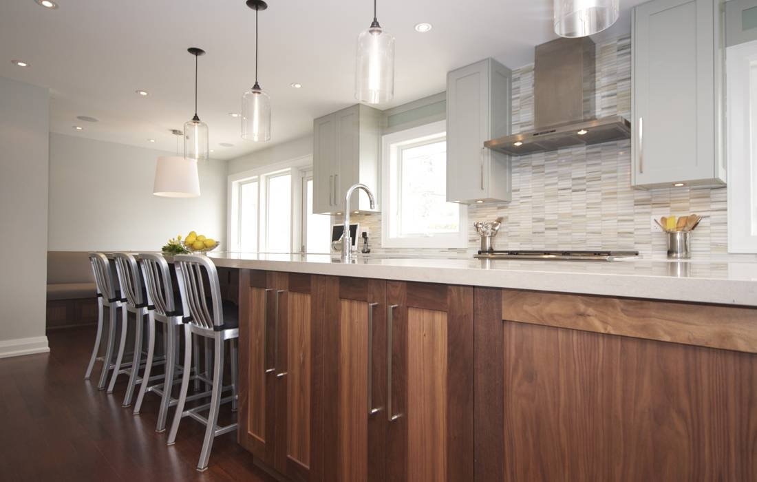 Incredible Modern Kitchen Pendant Lights Modern Kitchen Lighting Regarding Newest Modern Pendant Lighting For Kitchen (#7 of 15)