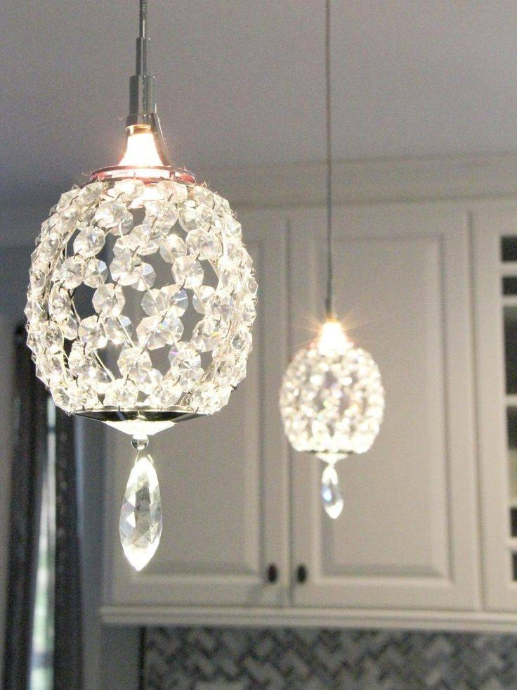 Incredible Pendant Crystal Lighting Modern Crystal Lights Bubble Intended For Best And Newest Bubble Pendants (#11 of 15)