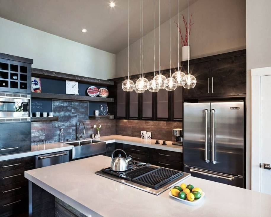 Innovative Modern Island Lighting The Wonderful Kitchen Island Throughout Latest Modern Pendant Lighting For Kitchen (View 8 of 15)