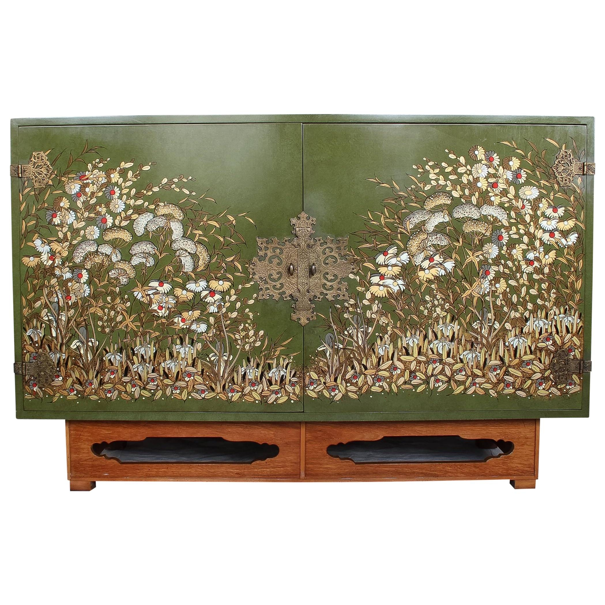 Interesting Chinoiserie Furniture Antique Photo Ideas U2013 Surripui Pertaining  To Chinoiserie Sideboards (#9 Of