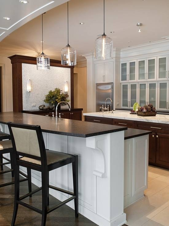 Interesting Modern Pendant Lighting For Kitchen Fantastic Kitchen With Regard To Most Popular Modern Pendant Lighting For Kitchen (#9 of 15)