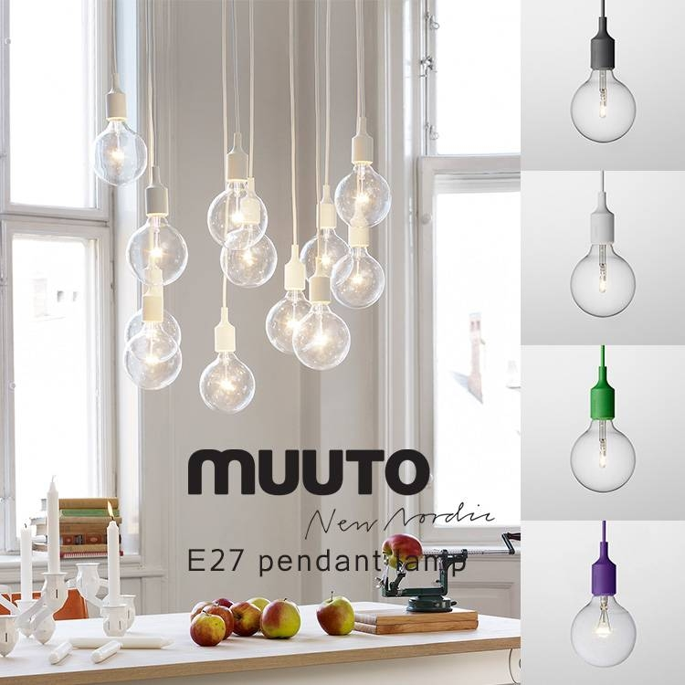 Viewing photos of muuto e27 pendant lamps showing 7 of 15 photos inspiration about interior flaner shop rakuten global market e27 lamp lamp 1 for aloadofball Choice Image