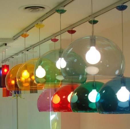 Kartell Fl/y Pendant Lamp Mooka Modern Furniture Within Latest Kartell Pendant Lights (#8 of 15)