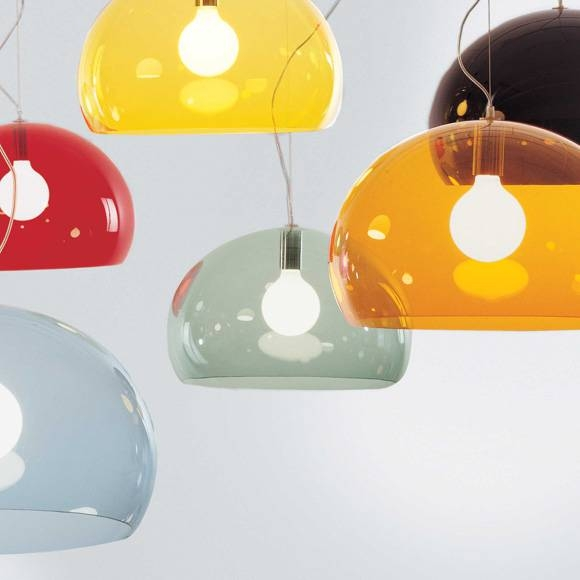 Kartell Fl/y Pendant Light – 9030K9 | Reuter Shop Pertaining To Newest Kartell Fly Pendants (#6 of 15)