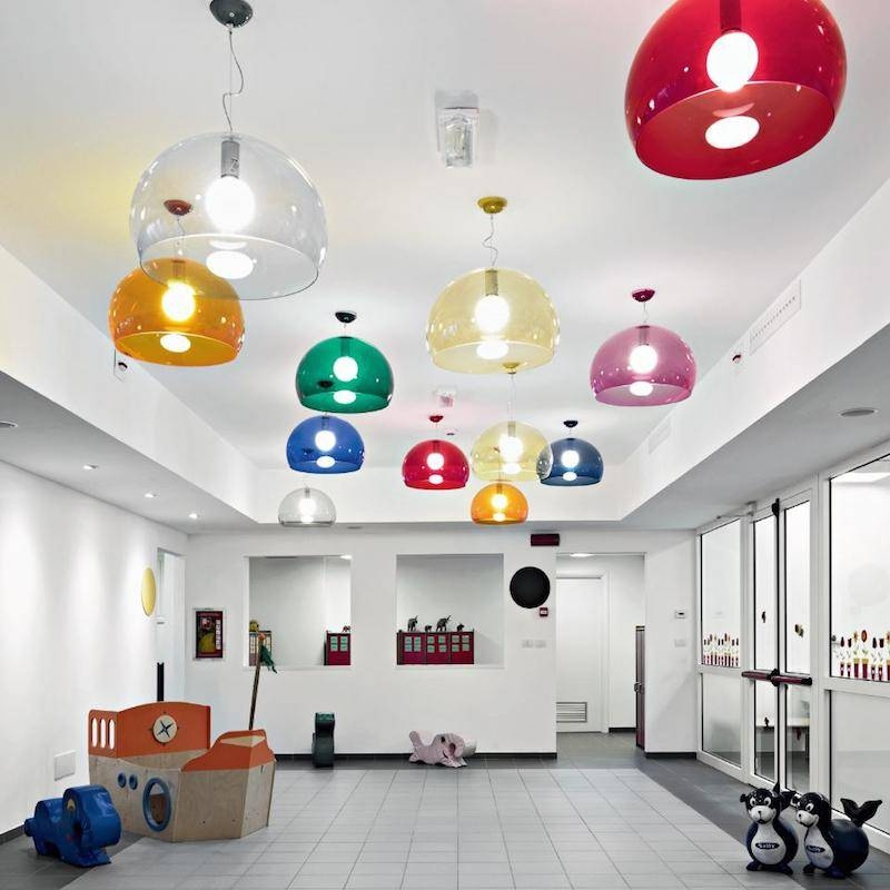 Popular Photo of Kartell Fly Pendants