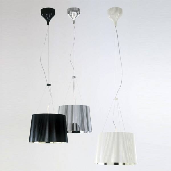 Kartell Lamps G Pendant Lamp : Surrounding Throughout Most Recently Released Kartell Pendant Lights (#12 of 15)