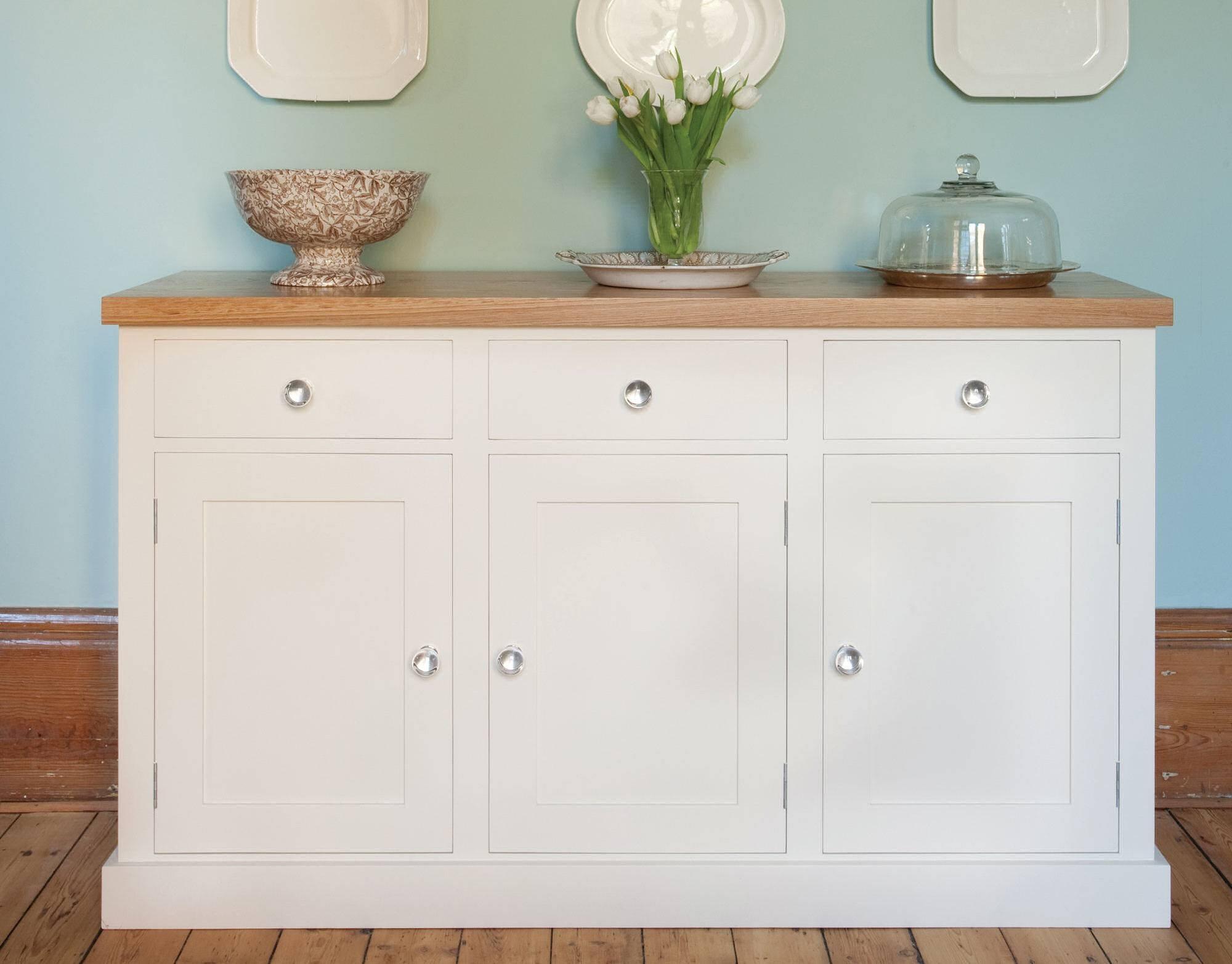 Kitchen Dresser | Home Design Ideas Inside Free Standing Kitchen Sideboards (#7 of 15)