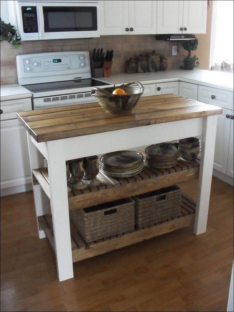 Kitchen : Freestanding Kitchen Island Target Kitchen Table Buffet Within Free Standing Kitchen Sideboards (#5 of 15)