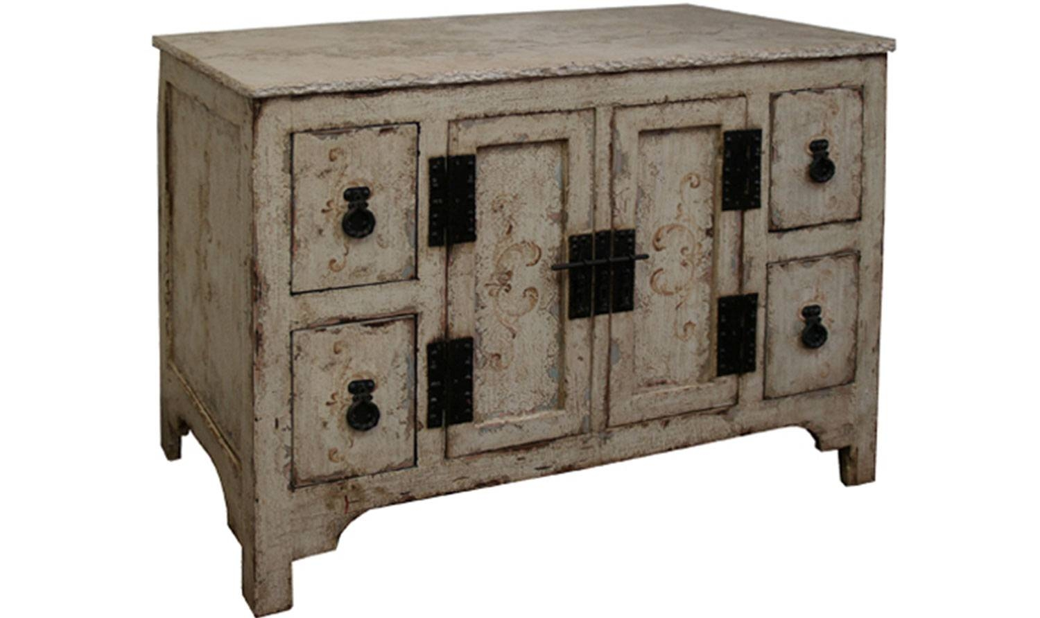 Kitchen : Kitchen Hutch Buffet Throughout Fresh Sideboards For Free Standing Kitchen Sideboards (#6 of 15)