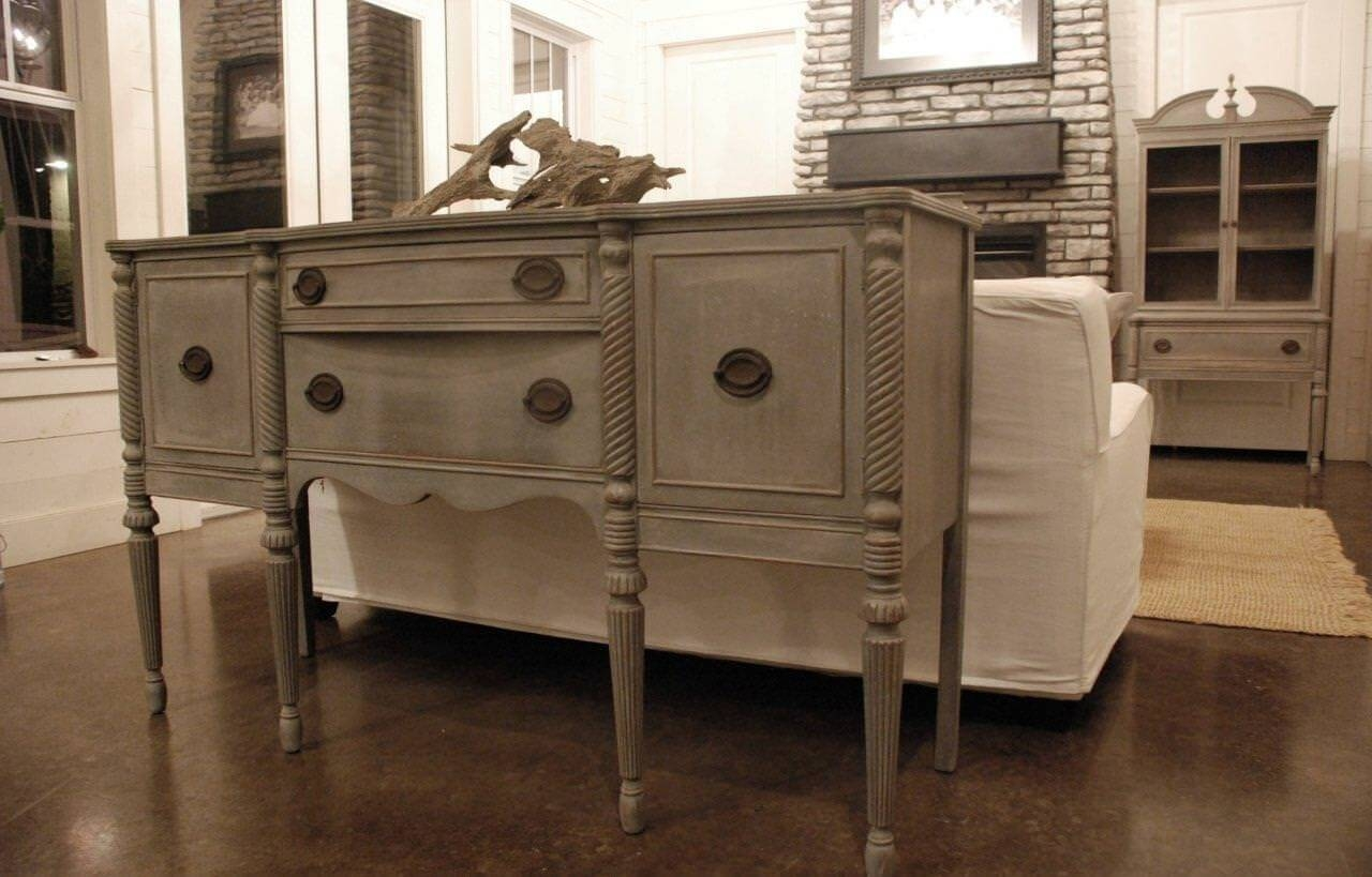 Ideas of stylish antique sideboards and buffets