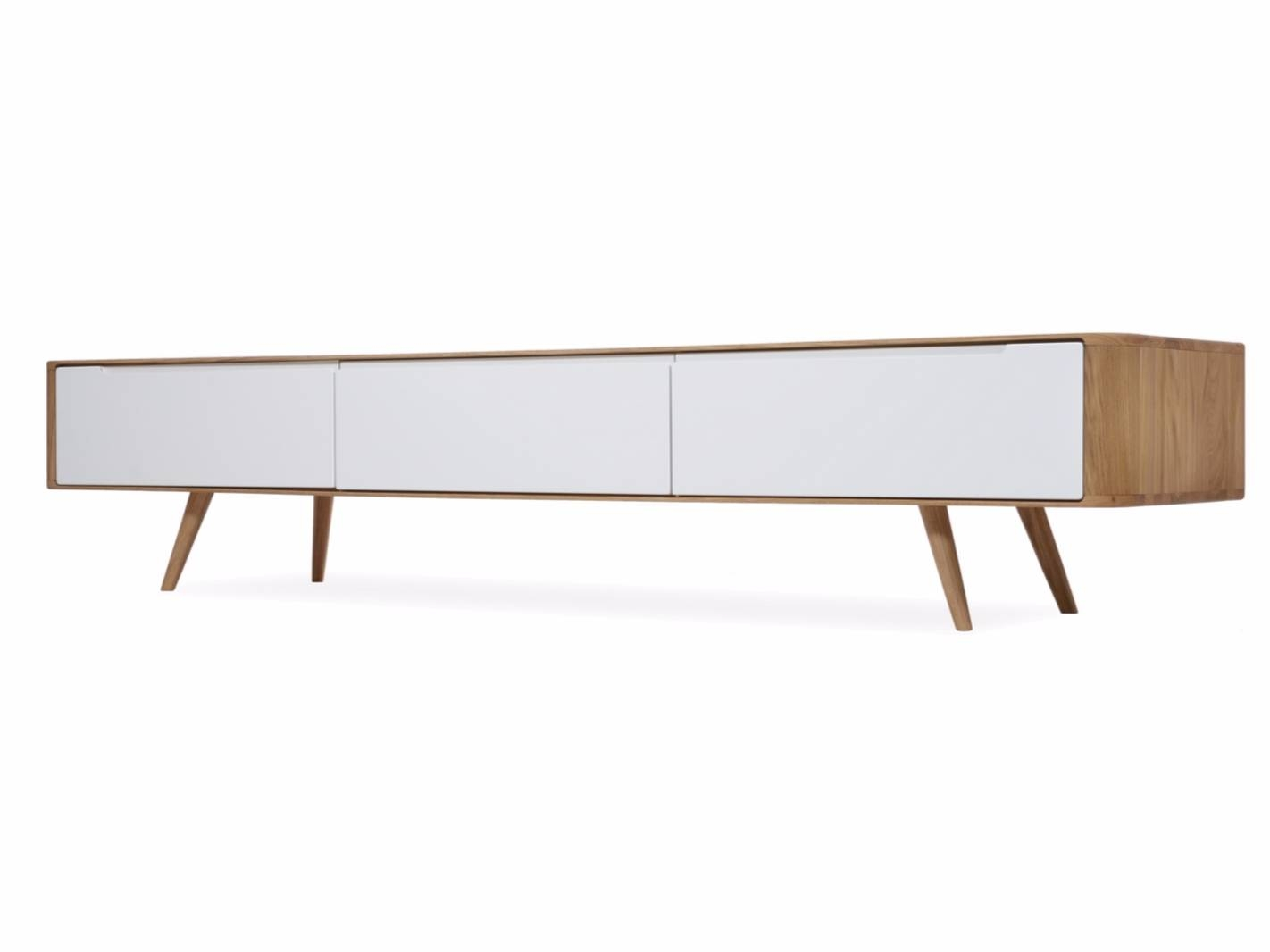 Lacquered Sideboard With Doors Ena Tv Sideboard Ena Collection In Sideboards For Tv (#10 of 15)