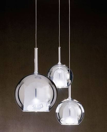 Large Glo Pendant Lightpenta | Interior Deluxe Intended For Most Up To Date Large Pendant Lights (#7 of 15)