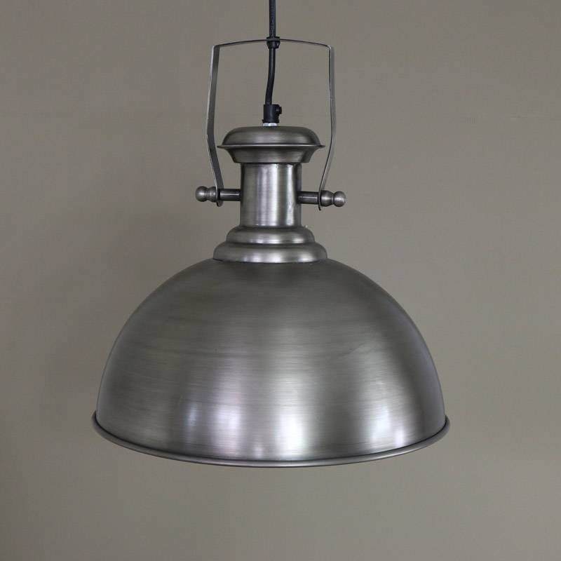 Large Industrial Style Pendant Light Fitting – Melody Maison® Pertaining To Most Recent Industrial Style Pendant Lights (View 11 of 15)