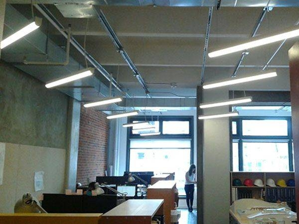 Led Pendant Office Lighting Regarding Most Recent Pendant Office Lighting (#9 of 15)