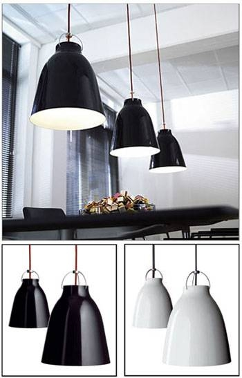 Light Years Design: Cecilie Manz Caravaggio Modern Pendant Lamp Throughout Most Popular Caravaggio Pendants (#13 of 15)