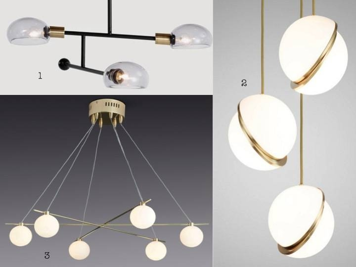 Lighten Up With These Stunning Statement Pendant Lights | Yes Please With Most Up To Date Crescent Pendant Lights (#14 of 15)