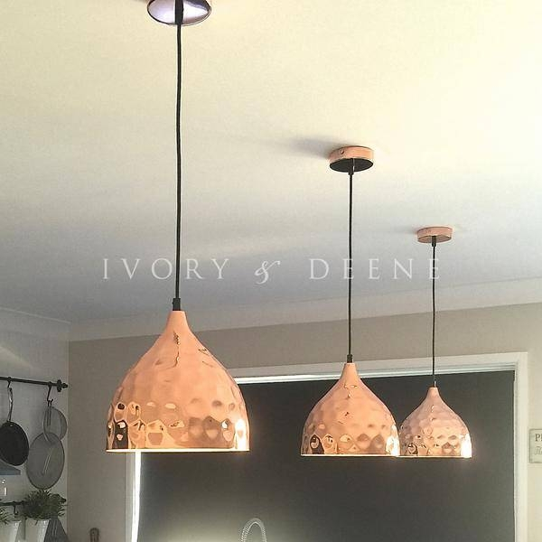 Lighting 7 Best Copper Pendant Images On Pinterest For Brilliant With Regard To Most Current Copper Pendant Lights (#12 of 15)