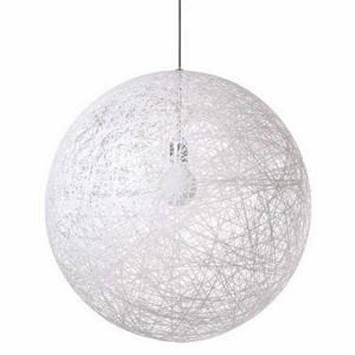Lighting Australia | Replica Moooi Random Pendant Lamp  White 50Cm Regarding Most Up To Date Moooi Pendant Lights (#6 of 15)