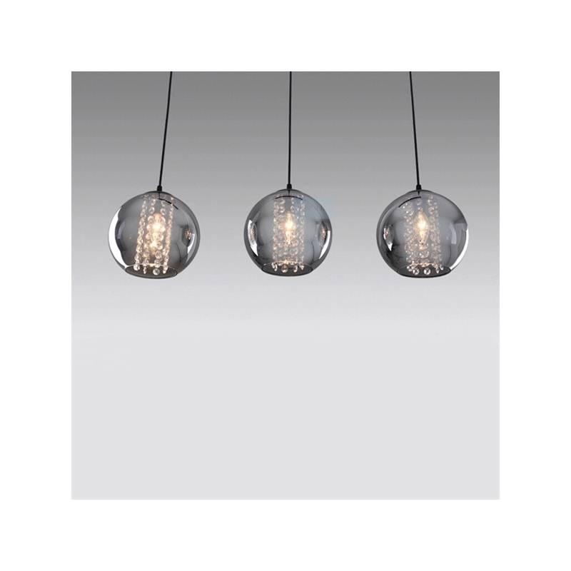 Lighting – Ceiling Lights – Pendant Lights – Modern Transparent Intended For Best And Newest Bell Pendant Lights (#11 of 15)