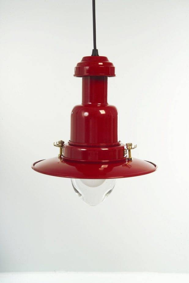 Lighting. Cool Ideas Of Red Pendant Light (#5 of 15)