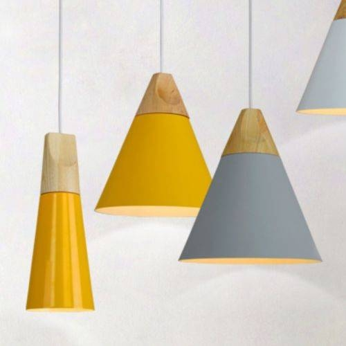 Lighting Elegant Yellow Pendant Light Intended For Property For Most Current Yellow Pendant Lights (#8 of 15)