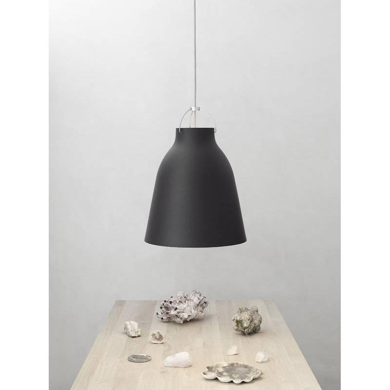 Lightyears Caravaggio P3 Pendant, Matt Black | Finnish Design Shop With Most Up To Date Caravaggio Pendants (#15 of 15)