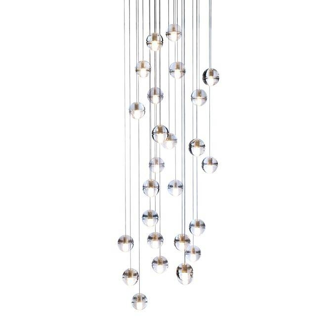 Lucretia Lighting | Tailored Designer Lighting Solutions | Replica Throughout Most Recently Released Bocci Pendant Lights (#15 of 15)