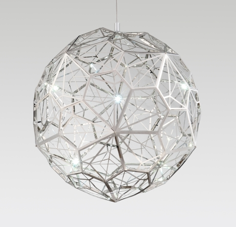 Lucretia Lighting | Tailored Designer Lighting Solutions | Replica With Regard To Newest Tom Dixon Etch Web Pendants (#10 of 15)