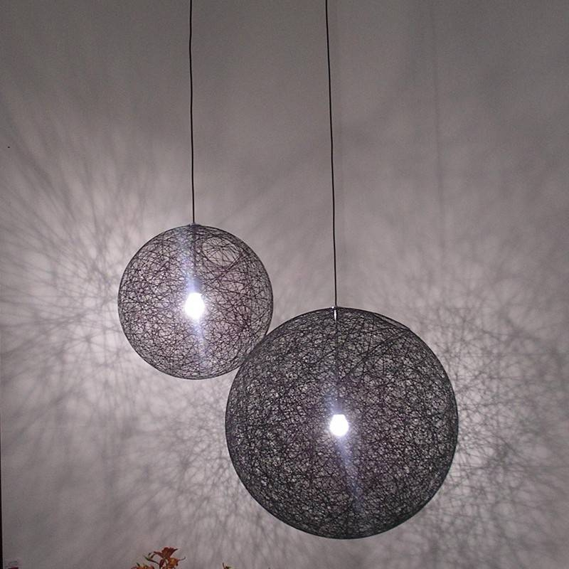 Lucretia Lighting | Tailored Designer Lighting Solutions | Replica Within Most Recently Released Moooi Random Pendants (#6 of 15)
