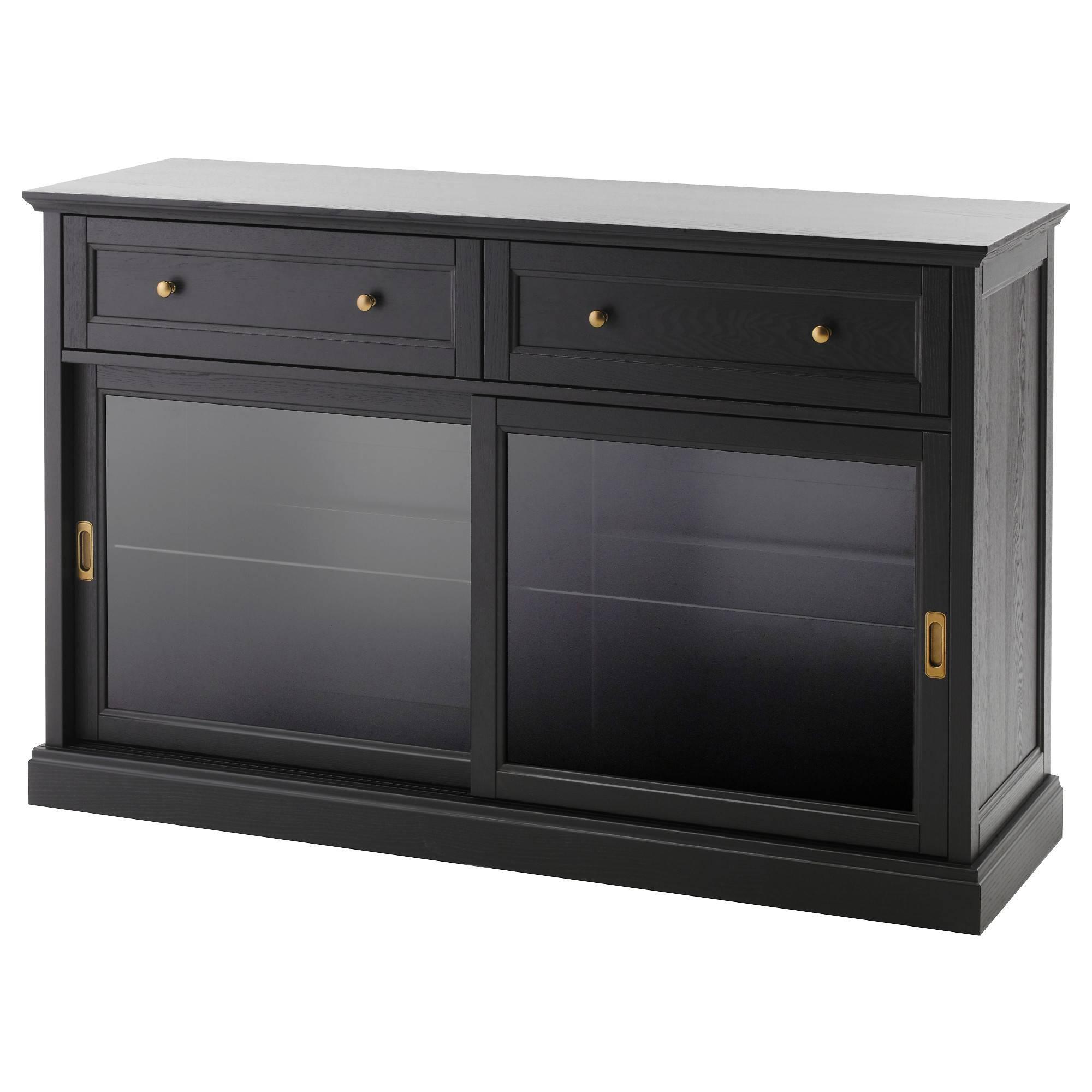 Malsjö Sideboard Basic Unit – Ikea Pertaining To Grey Sideboards (#6 of 15)