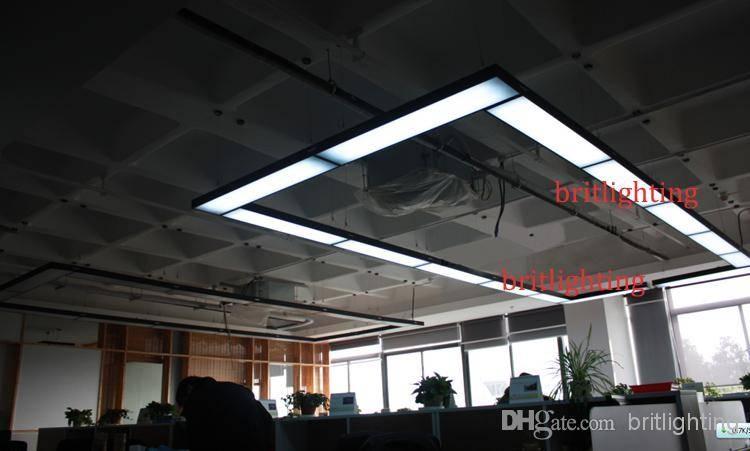 Meeting Room Black Pendant Lights Modern Office Hanging Lighting For Latest Office Pendant Lighting (View 5 of 15)