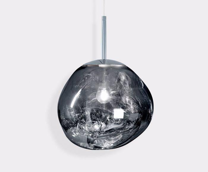 Melt Mini Pendant Chrome Within Newest Tom Dixon Glass Pendants (#9 of 15)