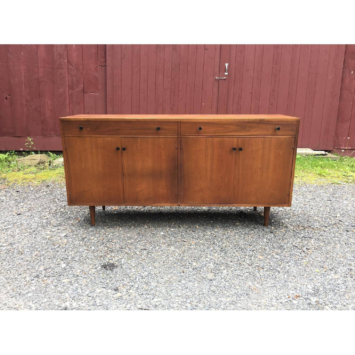 Mid Century Modern Credenza/sideboard – Aptdeco Intended For Mid Century Sideboards (#6 of 15)