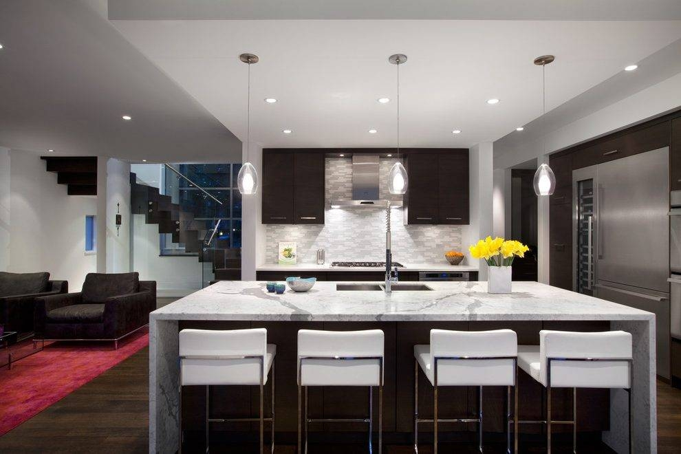Mini Pendant Lights For Kitchen Island – Kutsko Kitchen Within Recent Modern Pendants (#7 of 15)