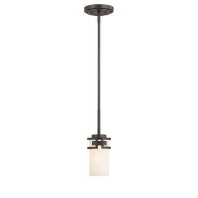 Mini – Pendant Lights – Hanging Lights – The Home Depot Intended For Mini Pendant Lights (View 8 of 15)