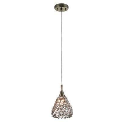 Mini – Pendant Lights – Hanging Lights – The Home Depot Regarding Mini Pendant Lights (View 15 of 15)