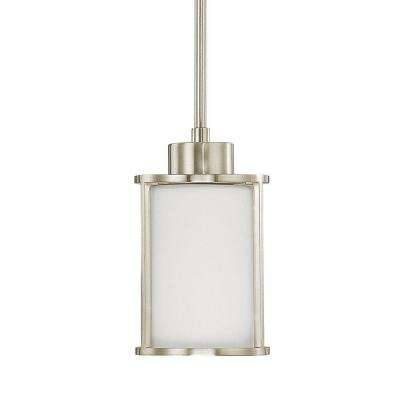 Mini – Pendant Lights – Hanging Lights – The Home Depot With Mini Pendant Lights (View 3 of 15)