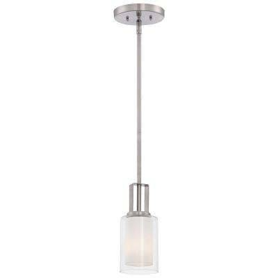 Minka Lavery – Pendant Lights – Hanging Lights – The Home Depot Intended For Most Up To Date Studio Pendant Lights (View 10 of 15)