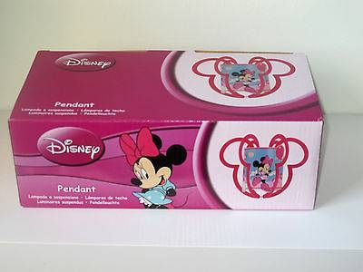 Minnie Mouse Toddler Bedroom Collection On Ebay! Inside Best And Newest Minnie Mouse Pendant Lights (#6 of 15)