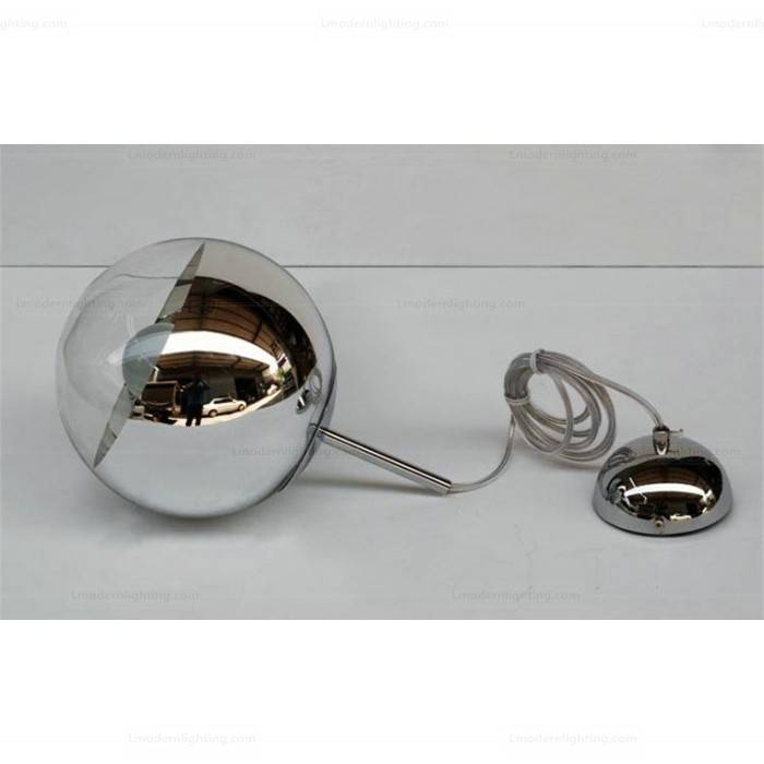 Mirror Ball Pendant Light D15 Within Most Up To Date Mirror Ball Pendant Lights (#11 of 15)