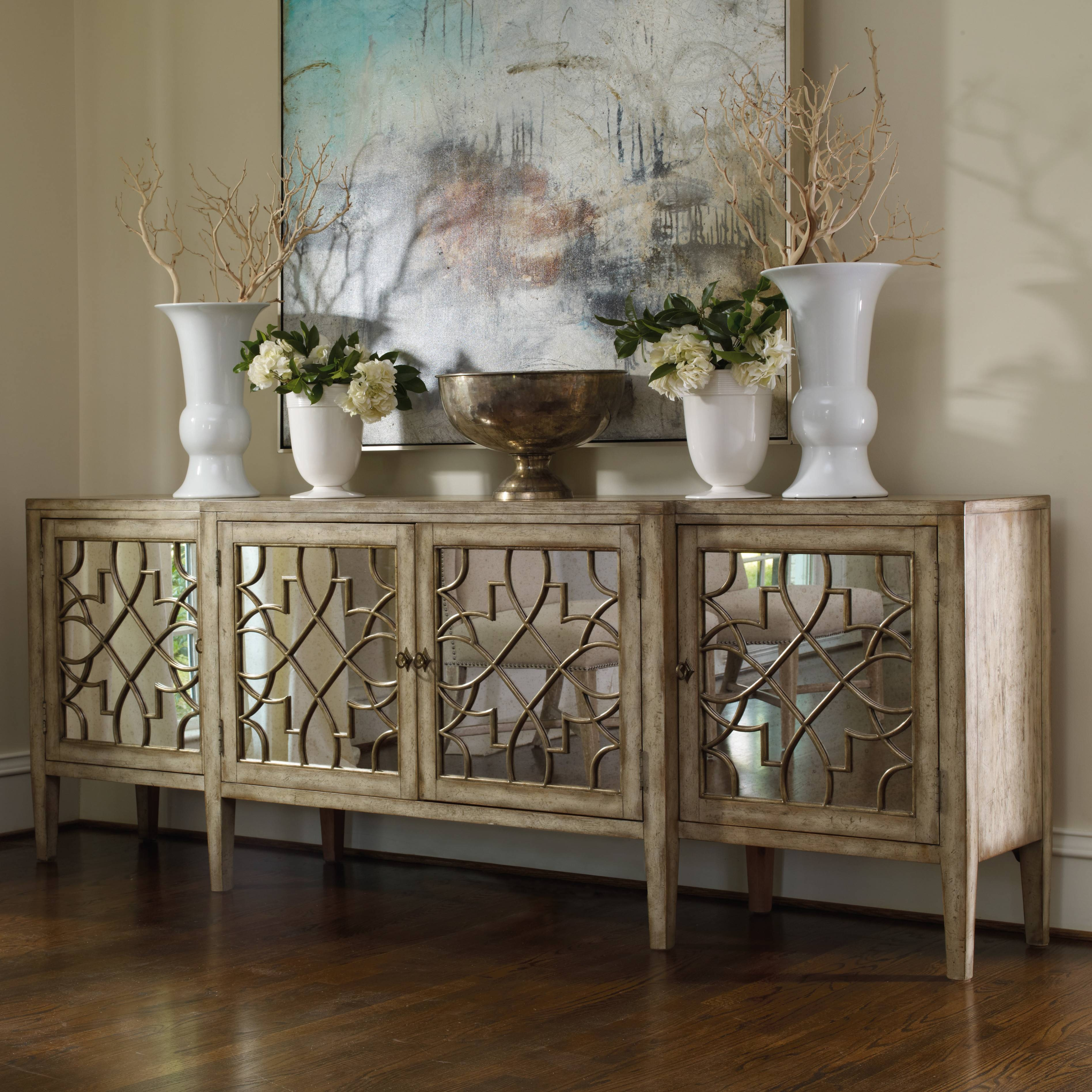 Mirrors Floor Wall Vanity Pier 1 Imports Eternal Mirror ~ Loversiq In White Distressed Finish Sideboards (#8 of 15)