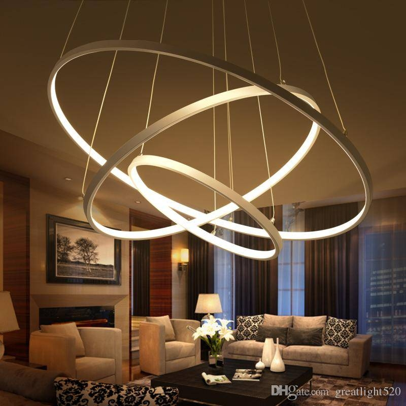 15 Collection Of Circular Pendant Lights