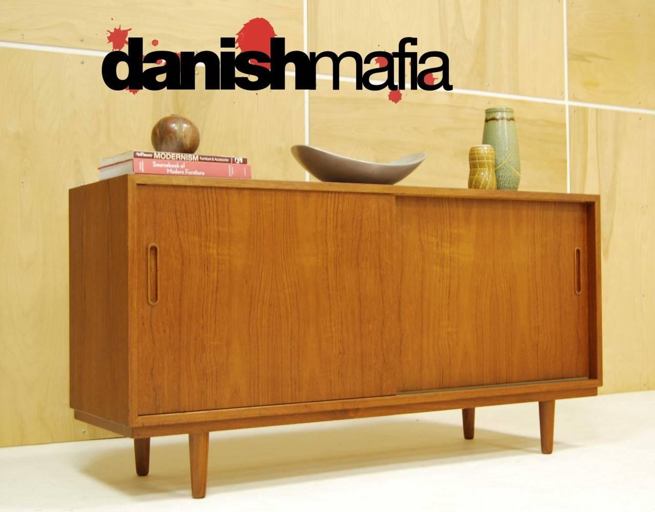 Modern Credenzas Sideboards Mid Century Danish Modern Poul Pertaining To Eames Sideboards (#9 of 15)