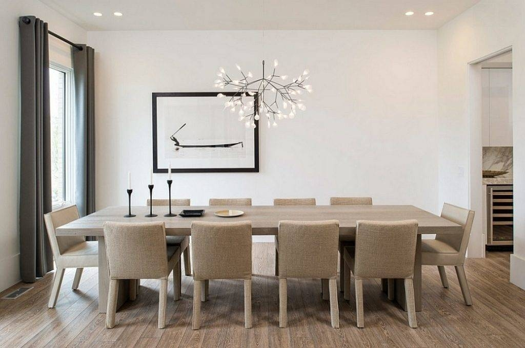 Modern Dining Room Pendant Lighting Concept | Dining Room Design Ideas Regarding 2017 Modern Dining Room Pendant Lighting (#11 of 15)