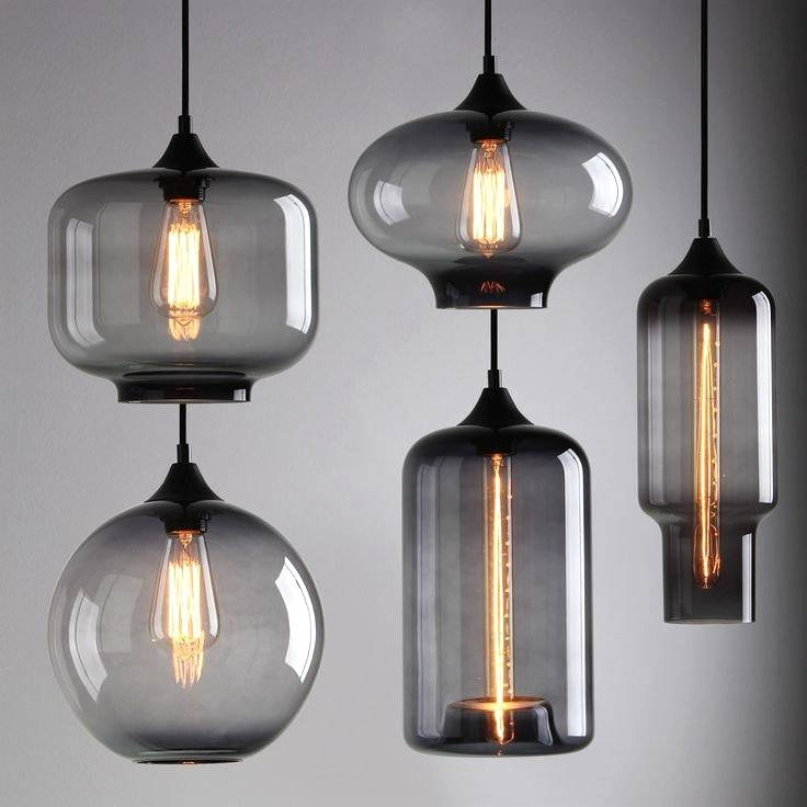 Modern Glass Ceiling Lights With Best 25 Lamps Ideas On Pinterest Throughout Most Up To Date Modern Glass Pendants (View 7 of 15)