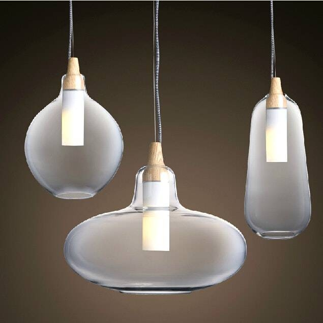 Modern Glass Pendant Lights | Lightings And Lamps Ideas – Jmaxmedia In Most Recently Released Modern Glass Pendant Lighting (View 9 of 15)