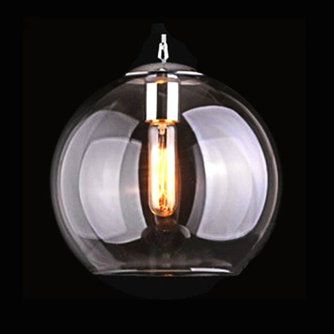 Modern Glass Pendant Lights With Blown Clear Lighting 11277 Browse Inside Most Up To Date Modern Glass Pendant Lights (#12 of 15)