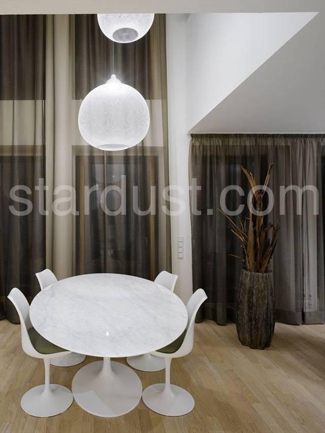 Modern Interior Design: Modern Pendant Non Randon™ Light, White Throughout Most Recently Released Moooi Non Random Pendant Lights (#4 of 15)
