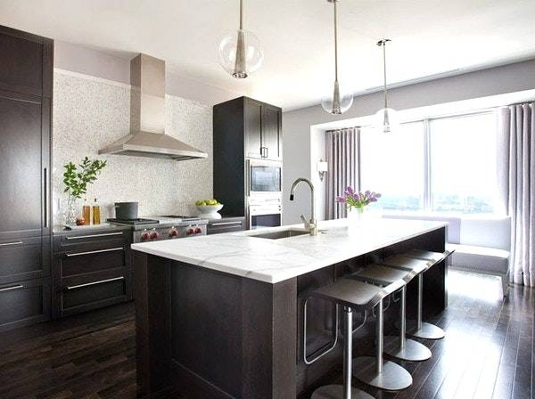Modern Kitchen Pendant Lights With Colorful Crystal Mini Lighting In Latest Modern Kitchen Pendant Lighting (#10 of 15)